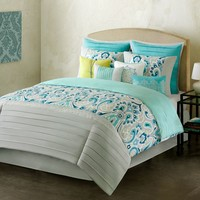 Home Classics® Interlude 10-pc. Comforter Set