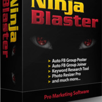 Ninja Blaster 2015 Crack Plus Serial key Free Download