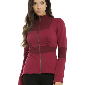 Women Of Marvel Her Universe The Scarlet Witch Jacket
