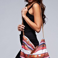 Sundown by Love Stitch Crossbody Bag