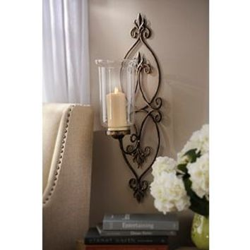 Eternity Metal Sconce | Kirkland's