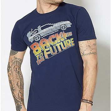 Back To The Future T Shirt - Spencer's