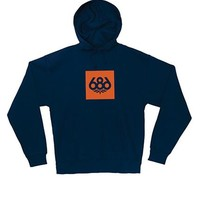 686 Men's Knockout Pullover Hoody
