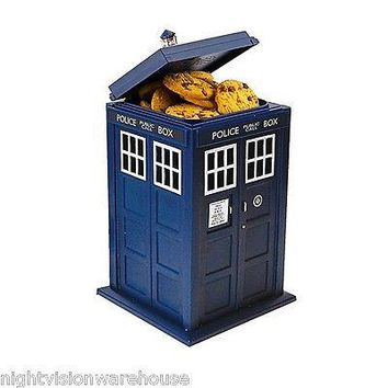 Mini Gadgets BB2CookieJar30HR32GB Bush Baby Tardis Cookie Jar 30 Hrs 32GB Camera