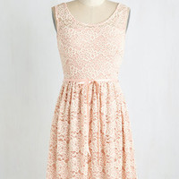 Fairytale Mid-length Sleeveless A-line Girly in the Evening Dress by ModCloth