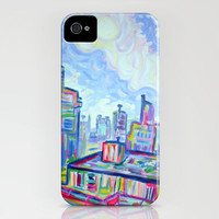The West End iPhone Case by Morgan Ralston | Society6