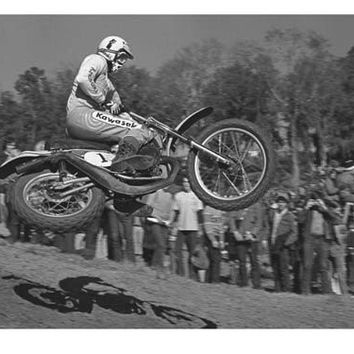 Classic Cross-Up Photo by Charlie Morey Fine Art Print
