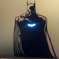 Batman Macbook Sticker - $10