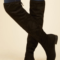 You Got What I Knee Boot | Mod Retro Vintage Boots | ModCloth.com