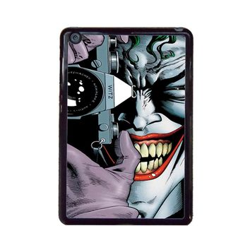 Joker Harley Quinn Batman Avengers iPad Mini Case