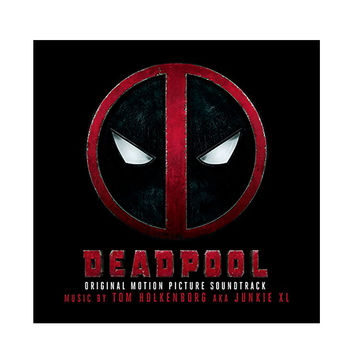 Tom Holkenborg AKA Junkie XL ‎– Deadpool (Original Motion Picture Soundtrack) LP