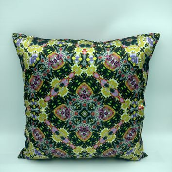 Silk Satin 16mm Pillow Cover 2 - 16x16 Inches