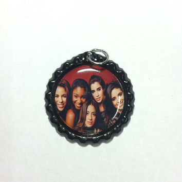 X Factor USA Fifth Harmony Bottle Cap necklace