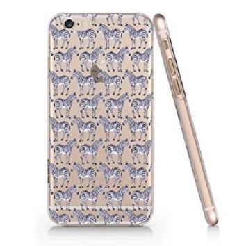 Vintage Wild Zebra Slim Pattern Iphone 6 From Amazon