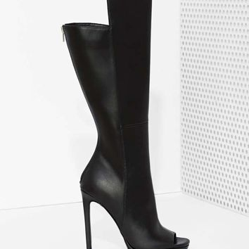 Shoe Cult Meari Knee High Boot
