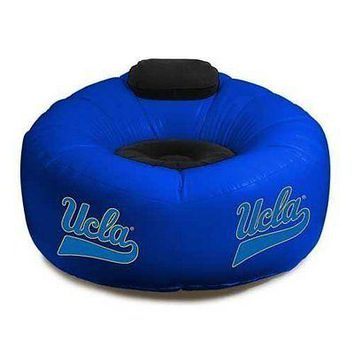 UCLA Bruins Large Inflatable Air CHAIR with Pump