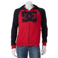 DC Shoe Co Full Zip-Up Hoodie
