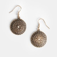 Golden Bloom Earrings - New Arrivals - Clothing