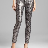 7 For All Mankind Jeans - The Skinny Sequin