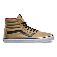 Twill & Gingham SK8-Hi Reissue | Shop at Vans