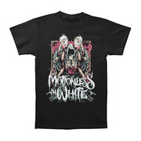 Motionless In White Men's  Wizard T-shirt Black