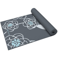 Icy Blossom Premium Yoga Mat (5mm) - Yoga Mats - Gaiam