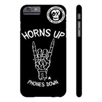Horns Up - Slim Phone Case - iPhone and Samsung