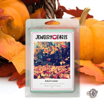 Autumn Leaves Jewelry Tart