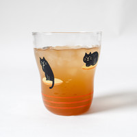 Concombre Flying Black Cat Glass