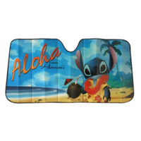 Disney Lilo & Stitch Aloha Accordion Sunshade