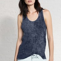 Rag & Bone - Cast Tank, Navy