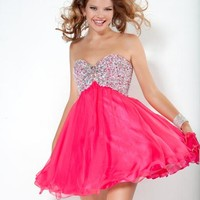 Jovani Cocktail 6087 at Prom Dress Shop