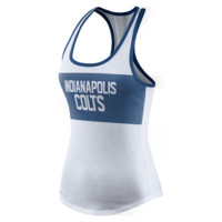 Nike Dri-Blend Performance (NFL Colts) Women's Training Tank Top