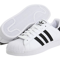 adidas Originals Superstar 2 White/Black - Zappos.com Free Shipping BOTH Ways