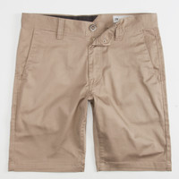 VOLCOM Frickin Mod Stretch Mens Shorts | Chino Shorts