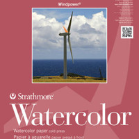 Strathmore® Windpower™ Watercolor Pads