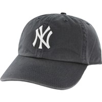47 New York Yankees Navy Clean-Up Adjustable Hat | DICK'S Sporting Goods