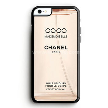 Coco Mademoiselle Chanel Paris iPhone 6 Plus Case  | Aneend.com