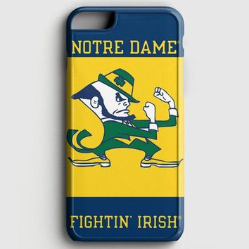 Notre Dame Fighting Irish Monster iPhone 6 Plus/6S Plus Case | casescraft