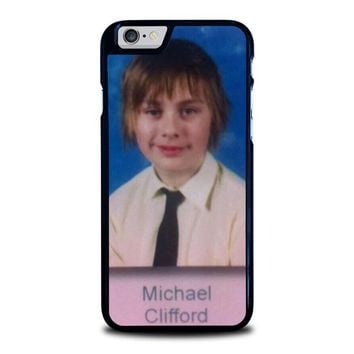 5SOS MICHAEL CLIFFORD iPhone 6 / 6S Case Cover