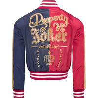 Harley Quinn Property Of Joker Suicide Squad Jacket