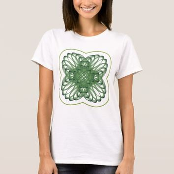 Women's Basic Sacred Geometry T-Shirt