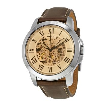 Fossil Grant Automatic Mens Watch ME3122