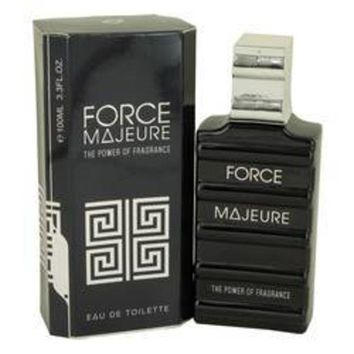 ac spbest Force Majeure Eau DE Toilette Spray By La Rive