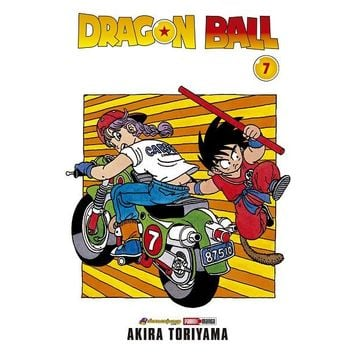 MANGA DRAGON BALL #7