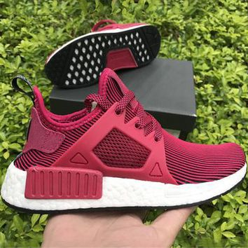 """Adidas"" NMD XR1 Duck 2018 Fashion Casual Wild Sneakers F Red"