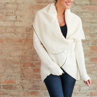 Marcelina Sweater - Creme