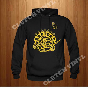 Drake Toronto Raptors OVO Owl Hoodie | Available in many colors