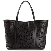 Dolce & Gabbana 'Escape' macrame shopper tote