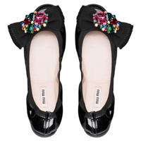 MiuMiu e-store · Shoes · Ballerinas